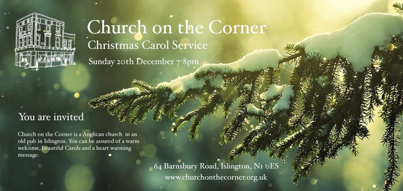 Carol Service Invitation 2015