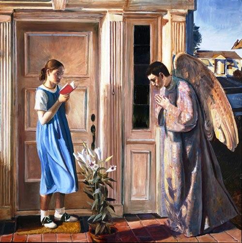 Collier-Annunciation