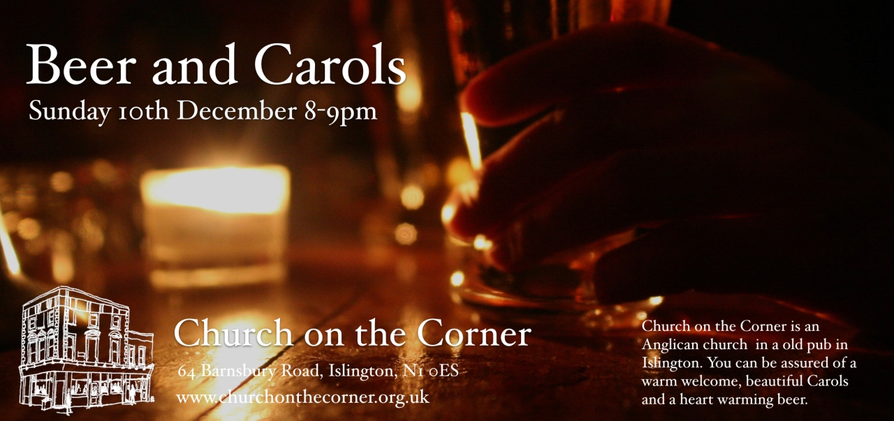Beer and Carols 2017