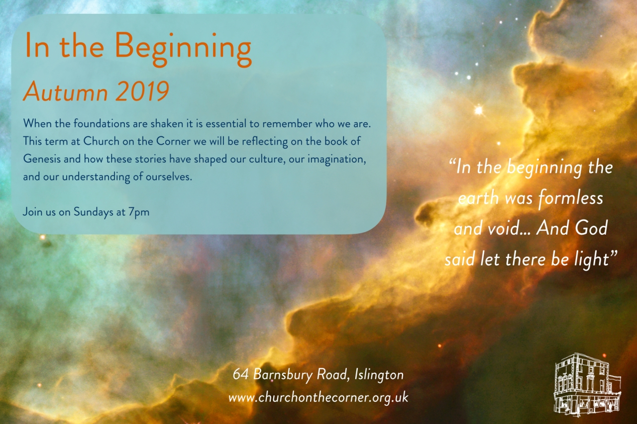 Autumn 2019 Teaching - Genesis.001